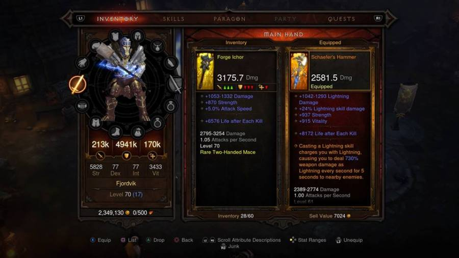 Is Diablo 3 the best local co-op game for the PS4? – Hitbox
